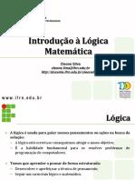 Introducao a Logica Matematica