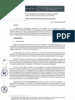 Resolucion Consejo Directivo 016 2019 Resuelve Otorgar Licencia Institucional a Unat