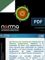Redes de Distribucion Subterranea