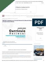 ANÁLISIS_ Competencia en El Currículo Nacional de La Educación Básica (Fernando Gamarra Morales) _ EDUCACIONENRED.pe