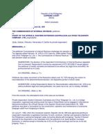 11. CIR vs. CTA (G.R. No. L-44007 March 20, 1991) - 11