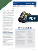 PowerScan PBT9500 ~ English A4