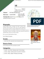 Astro-Databank David Frawley