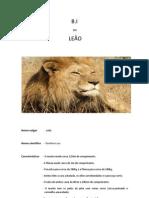 trabalho ciências leão