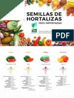 Catalogo Hortalizas