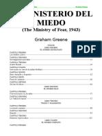 Greene Graham - El Ministerio Del Miedo (1943)
