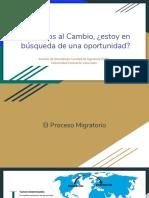 Proceso Migratorio