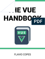 The Vue.js Handbook