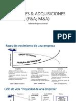 3a Fusiones & Adquisiciones (f&a) 11.02.2018 Estudiantes