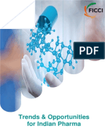 Indian Pharmaceutical Industry Overview Analysis 2018 PDF PPT