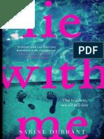 Sabine Durrant - Lie With Me