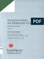 Instituciones de Derecho Civil - Parte General - Tomo II - Julio Cesar Rivera.pdf