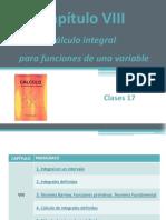 CLASE 16 B - Integral Definida