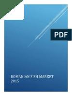 Romanian Fish Market 2015