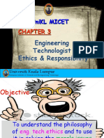 Chapter 3 Engineering Technology Ethics Responsibility