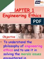 Chapter 1 Engineering Ethics