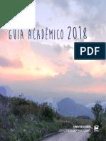 Guia Academico 2018 uemg
