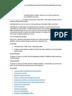 1. Diseñar y Crear Tablas Para Una Base de Datos Resumen