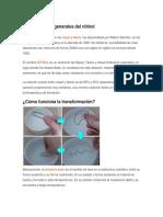 Características Generales Del Nitinol