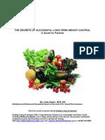 secrets of healthy weight ebook