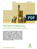 Informe anual de Oxfam Intermón