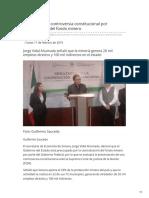 11-02-2019 - Presentaría SE controversia constitucional por centralización del fondo minero - Elsoldehermosillo.com.mx