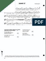 Salmo 27 - RnS - Spartito