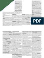 Közigazgatási szakvizsga V. modul irásbeli 2018 (Negyedik kiadás 2018) kidolgozott tételek