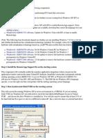 Performing P2V Migration for Software Assurance