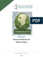 Apostila Itamaraty