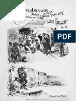 Album Sudamericano Rebagliati 1870