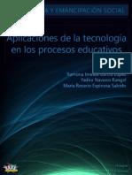 Aplicaciones de La Tecnología en Los Procesos Educativos
