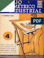 Dibujo de Croquis - Cuarta Colección
