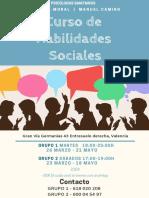 TALLER HABILIDADES SOCIALES - FUSIÓN PSICOLOGIA