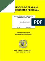Las exportaciones colombianas de banano, 1950-1998.pdf