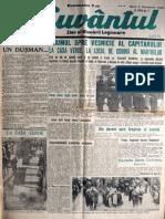 Cuvantul anul XVII (serie noua) nr. 51, 3 dec. 1940