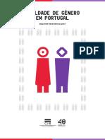 Igualdade de género_ano 2017