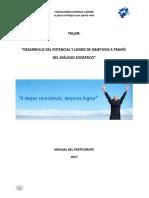 Diálogo Socrático - Corporación Lumiere