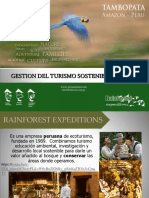 Best Practice Caso Rainforest - Peru