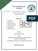 Bioquimica Aminoacidos Terminado