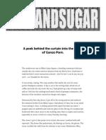 Skin and Sugar