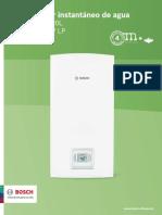 HP_CompactIn_140717_MX Calentador de Paso 20 Lt