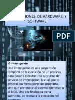 INTERUCCIONES  DE HARDWARE  Y.pptx