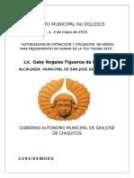 Decreto Municipal Aridos y Agregados_2