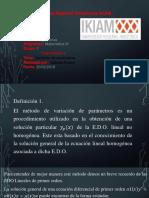 Matemáticas 3. Presentación