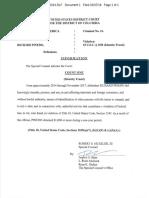 UNITED STATES OF AMERICA v. RICHARD PINEDO