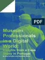 CARVALHO e MATOS Museum Professionals in a Digital World