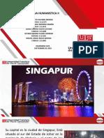 singapur y sus culturales