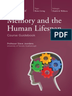 Memory and the Human Lifespan by Steve Joordens