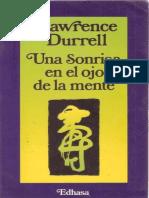 Una Sonrisa en El Ojo de La Men - Lawrence Durrell